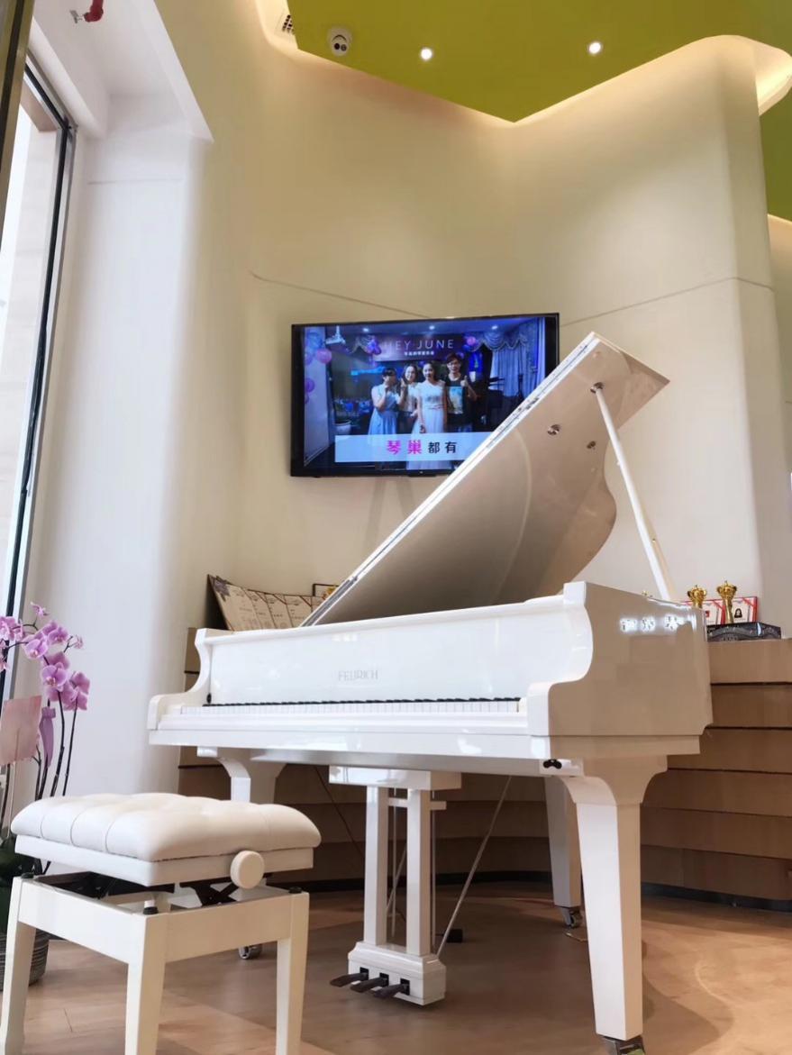 书画观察发布 琴巢钢琴入驻厦门华润万象城