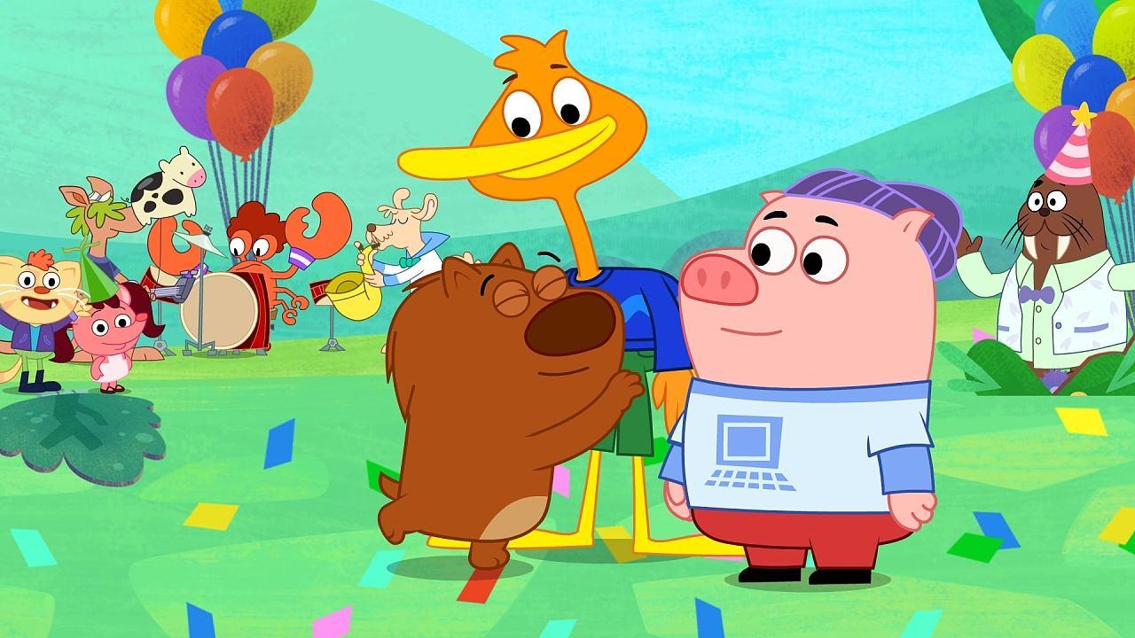 《豆小鸭迷你小冒险》爆笑来袭 这只小鸭子将承包你的快乐源泉