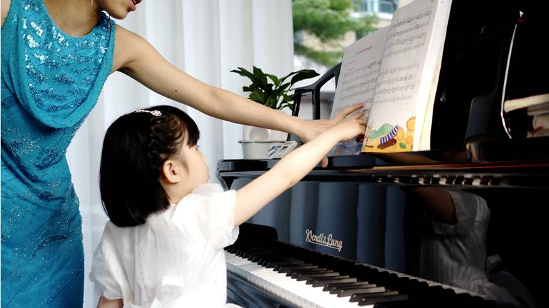 琴巢钢琴教育推出幼儿钢琴沉浸式教学——Q仔历险记