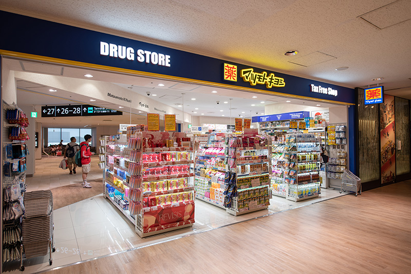 日本成田机场超人气店铺大公开!出发前必逛!