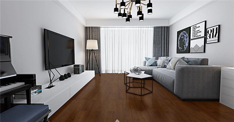 永吉地板:别让不会装修毁了空间,给你高品质的客厅装修秘籍