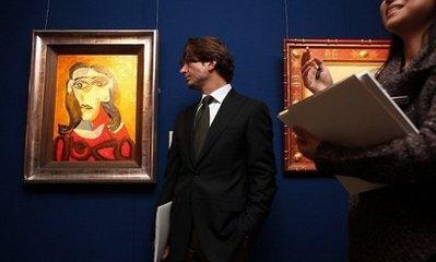 艺术品拍卖成为整合行业的重要交易平台
