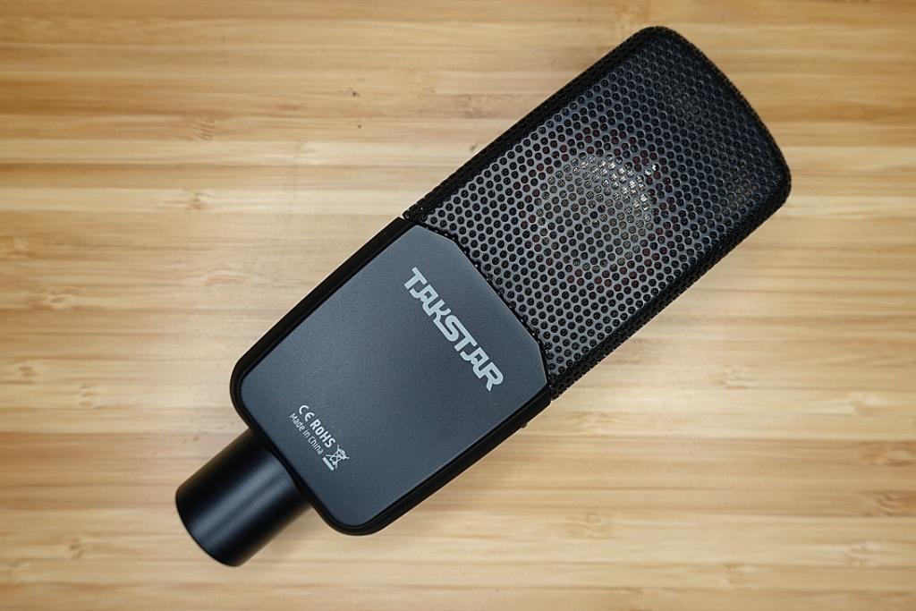 得胜TAK55电容麦克风测评,获得完美录音效果