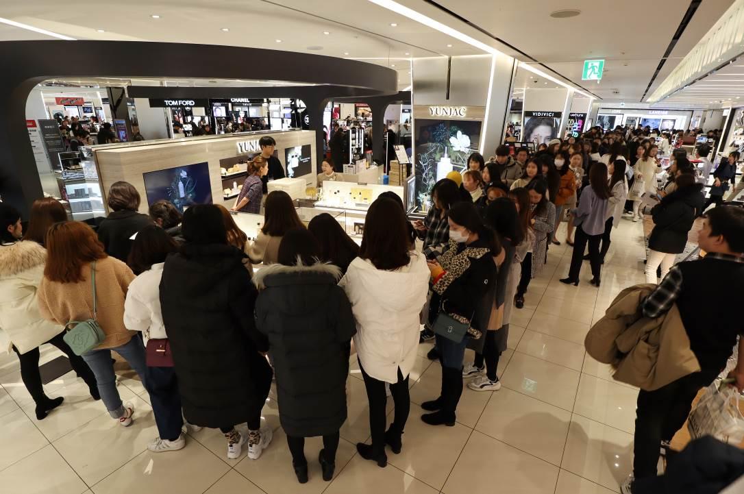 新世界然作化妆品,入驻免税店首月销量持续攀升