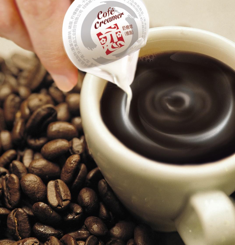 喝咖啡为什么要加恋奶精球