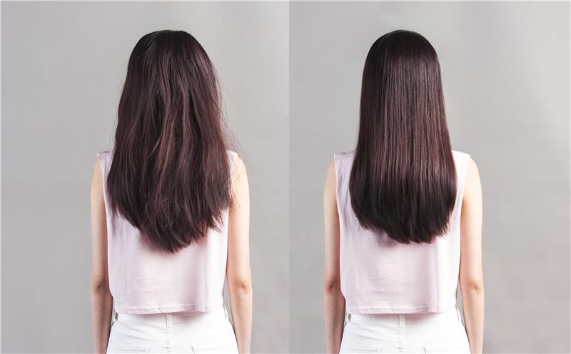 保护头发,让您头发分叉说再见