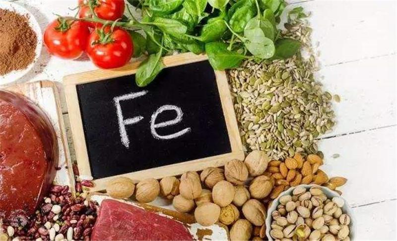如何促进铁的吸收,纽瑞优乳贴蛋白粉了解一下