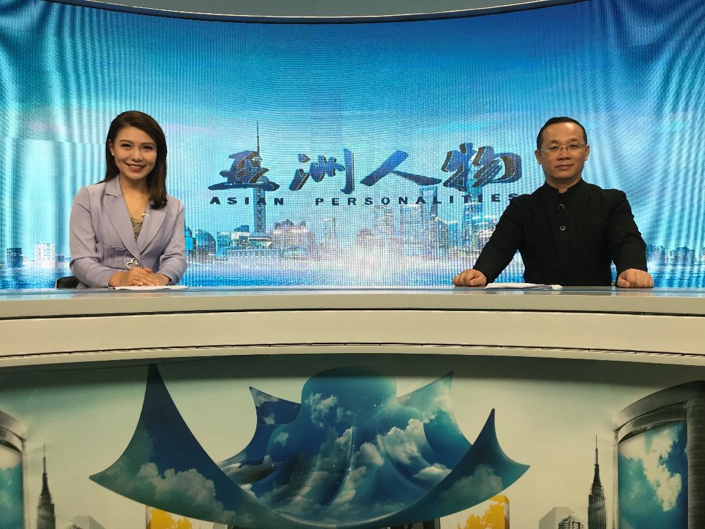 《亚洲人物》专访天下无双创始人江兵 独一无二的玉石人生