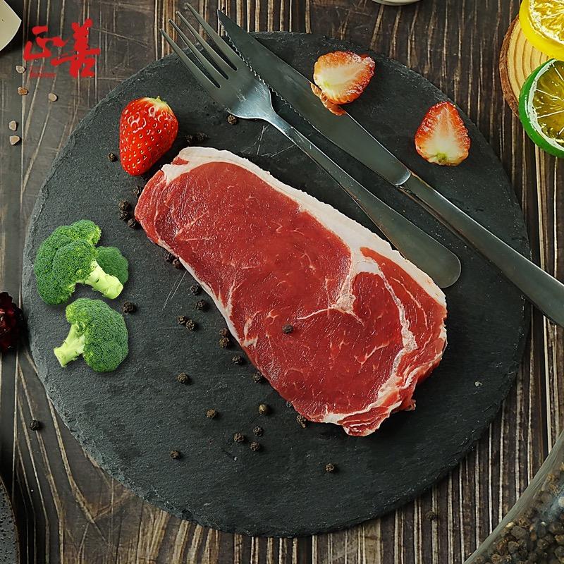 正善食品原切牛排 引领电商市场一枝独秀