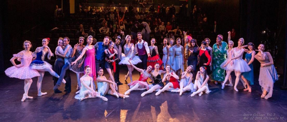 春意盎然纽约城,世界芭蕾舞明星同台绽放