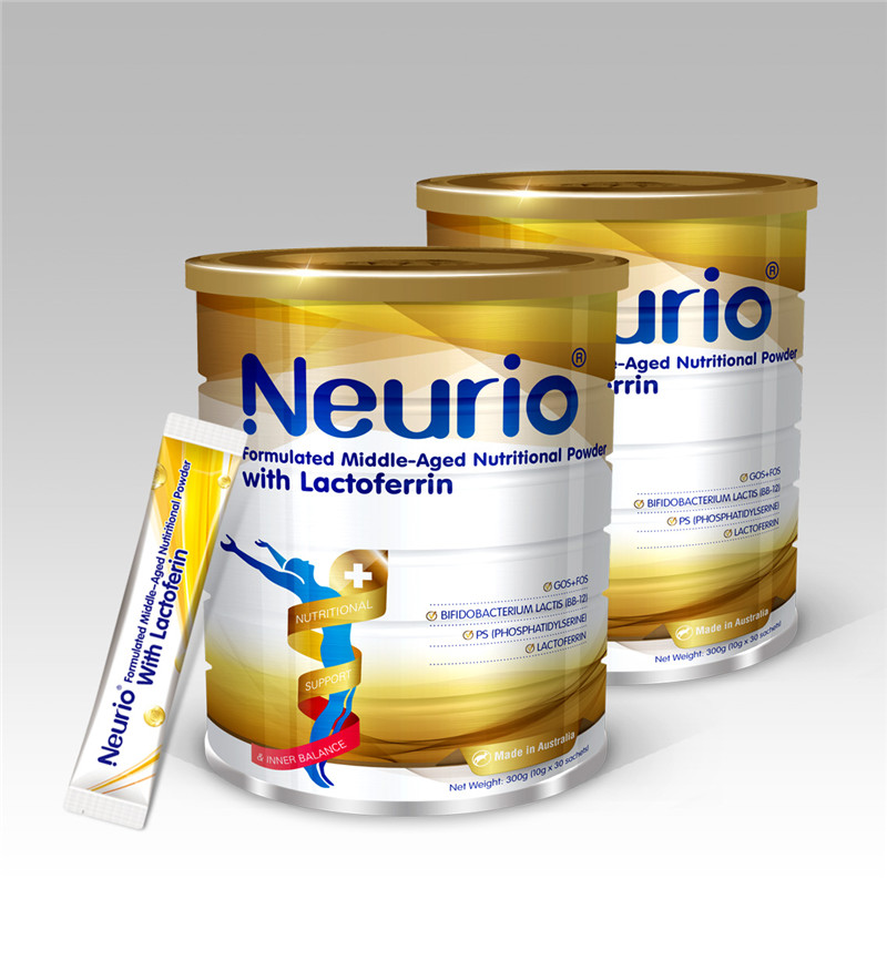 纽瑞优中老年人乳铁营养蛋白粉:也许,你的父母正在逐渐老去