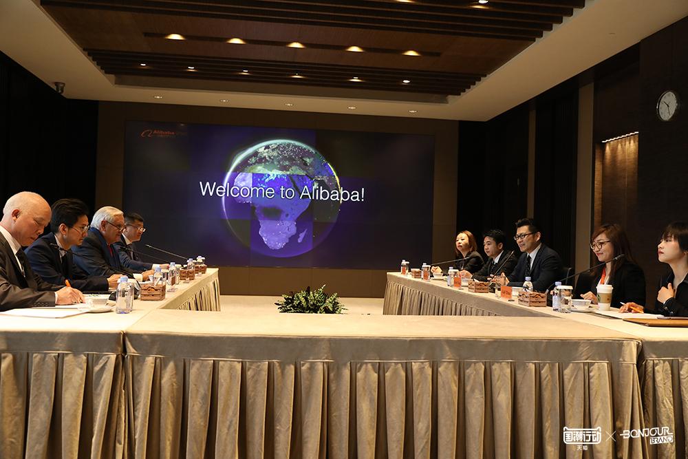 """天猫联合Bonjour Brand""""中法联名新品孵化""""助力中国品牌全球化"""