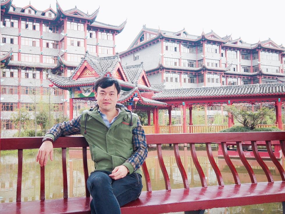 罗健翔————当代实力派书画名家