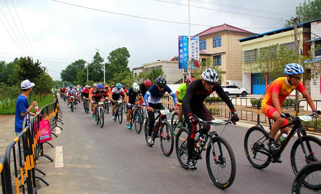 安徽移动圆满完成国际自行车赛通信保障