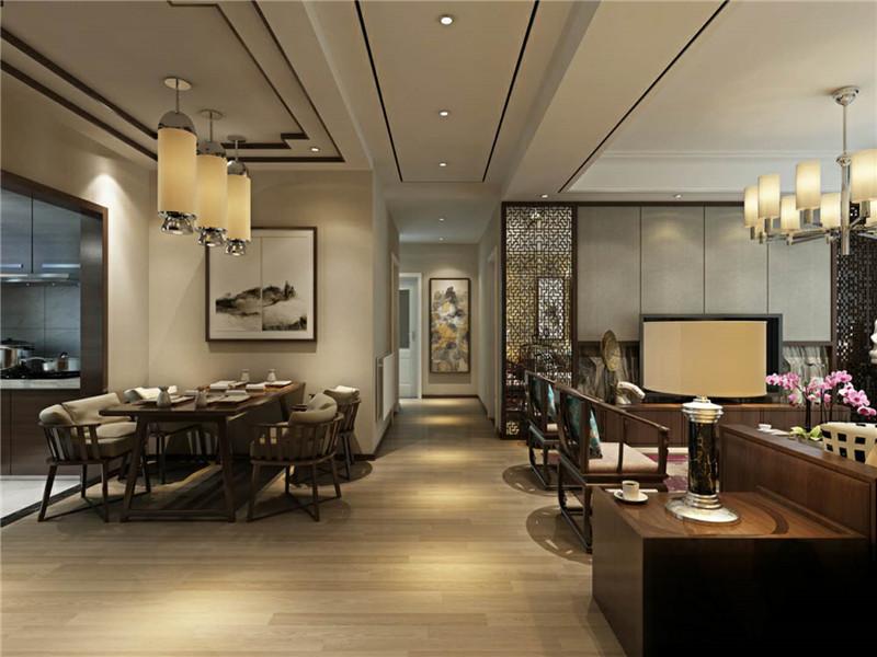合肥亚美利加:瓷砖用得好,客厅也能美如画