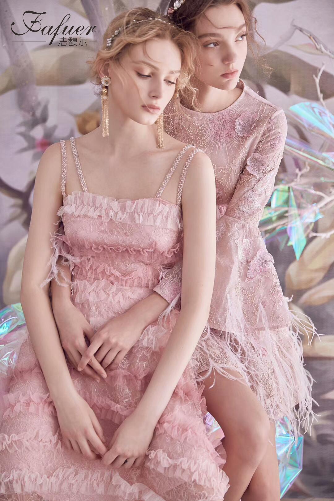 FAFUER法馥尔品牌女装——优雅、时尚无处不在