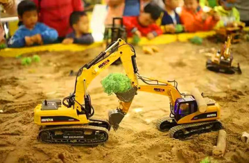 趣吉哆亲子工程师乐园项目成为创业者新选择