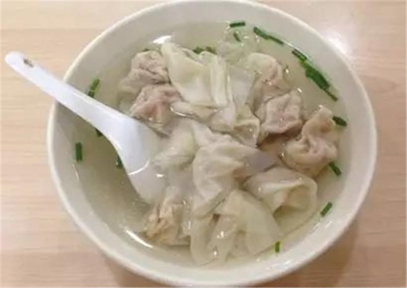 如意馄饨:记忆中的美味,鸡汤小馄饨
