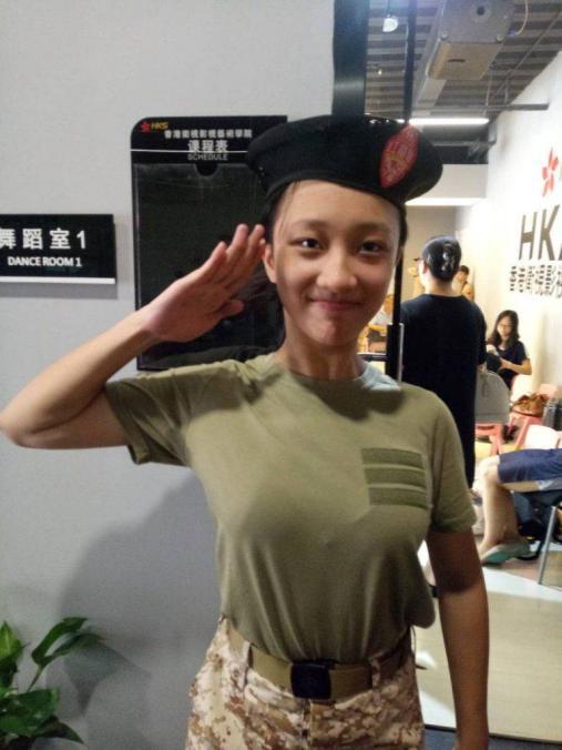 国庆《慈善玩家》上演 演员郭小美媲美杨丽萍孔雀舞