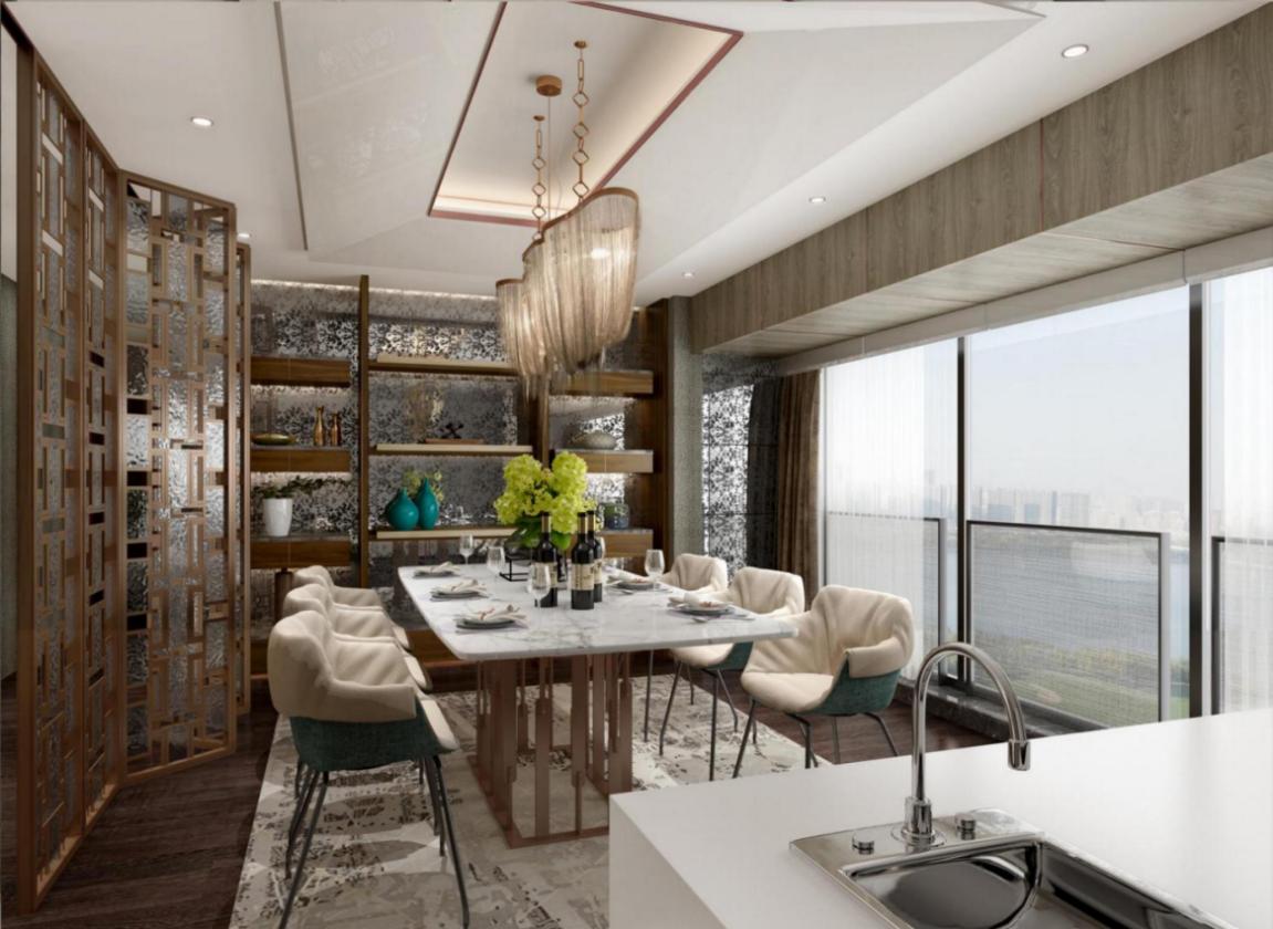 佰利设计|首席设计师刘耀文先生,倾注高端私宅20年