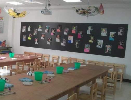 少儿美术加盟孩子通过画画学到了什么