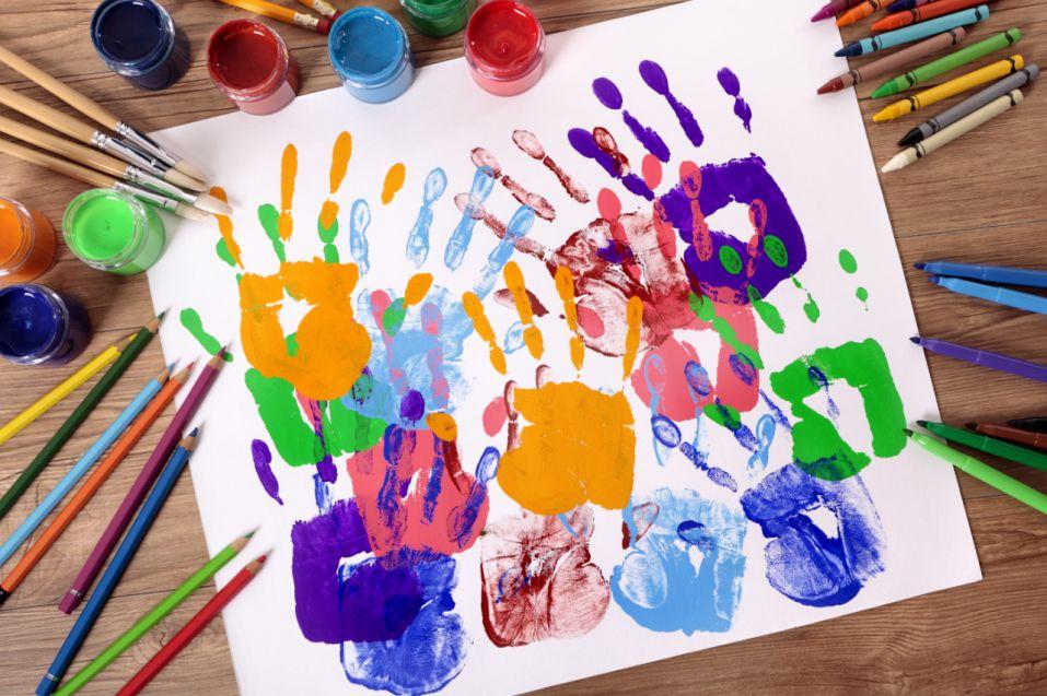 幼儿美术加盟教育的三个重点