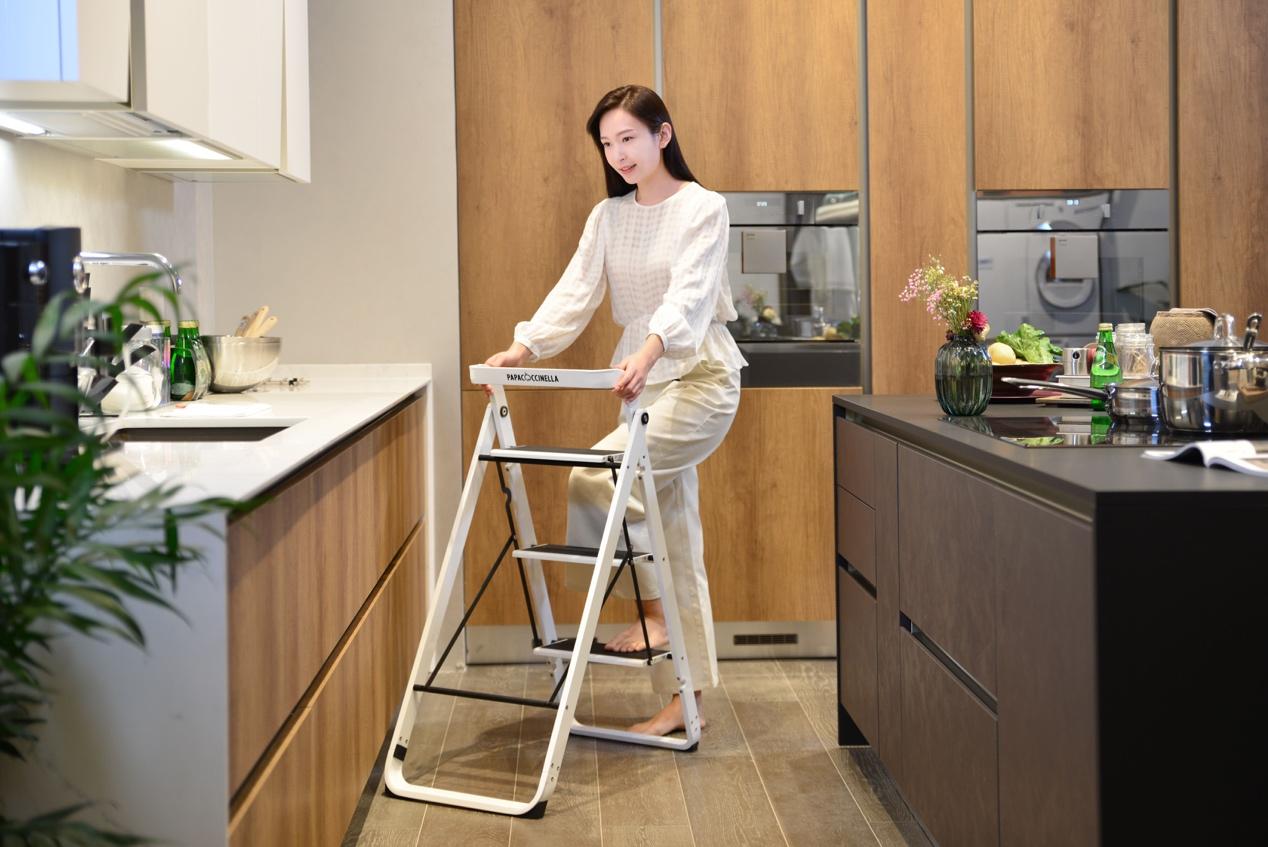 Papacoccinella 爬爬梯震撼上市,引领家居时代新潮流