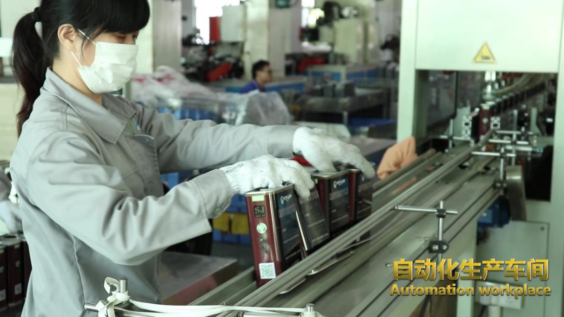 全力促印铁制罐生产 天时制罐15条生产线保障订单生产