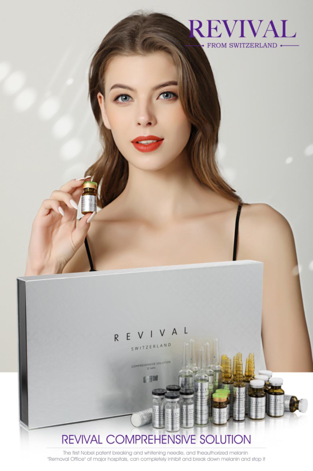 奋战抗衰老一线,REVIVAL瑞诺以科技守护美丽阵地