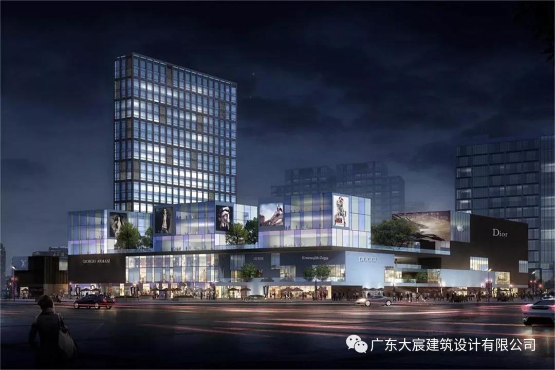 大宸设计:打造广州南沙新地标·南沙城