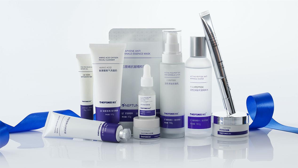 科技护肤倡导者,海王集团旗下海王美妆打造护肤国货标杆