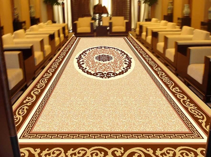 手工羊毛地毯VS机制地毯,到底好在哪里-上海程帝地毯集团