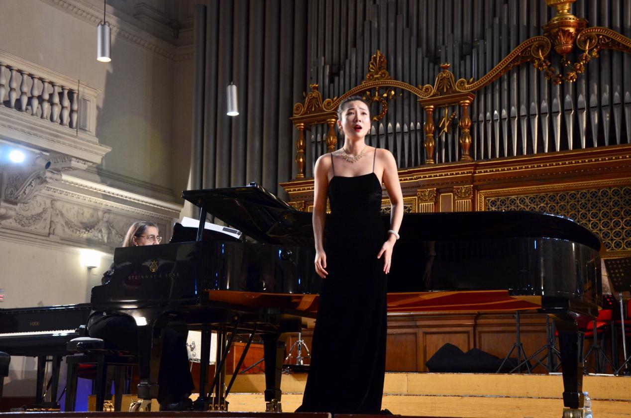 百年树人培育声乐人才,中国传媒大学音乐表演(声乐演唱)专业歌唱璀璨乐章