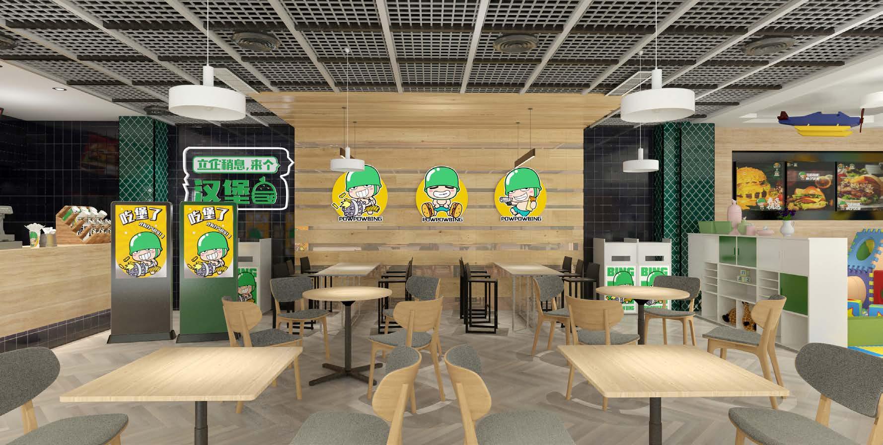 欧堡巨头来袭,威德姆餐厅立志开创西式快餐新纪元!