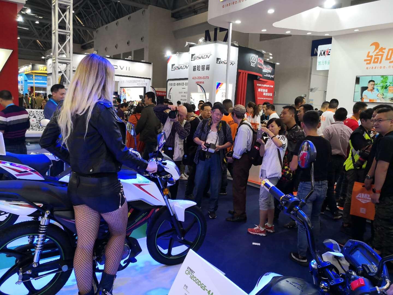 昌博CHAMP电动摩托车启动智慧化、科技化、节能化、智能化、全球化发展战略
