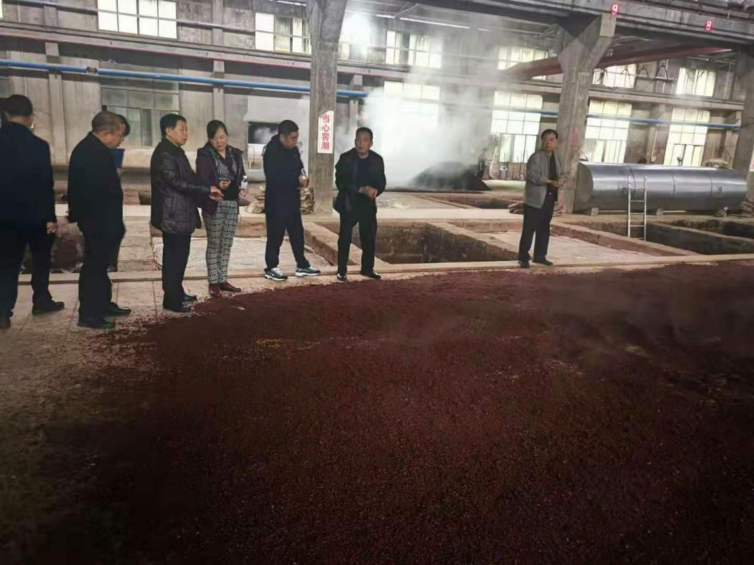 陳孟強出任懷羲酒業技術總工程師 穩扎穩打制定甲子釀精品戰略