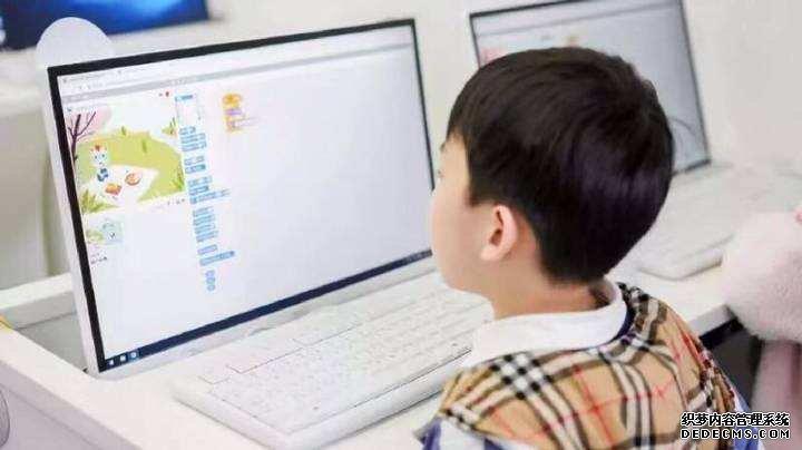 少儿加盟培训班:少儿编程的意义