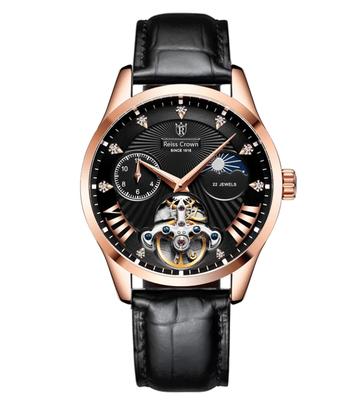 瑞斯皇冠以机芯科技为核心 塑造瑞士钟表匠心典范