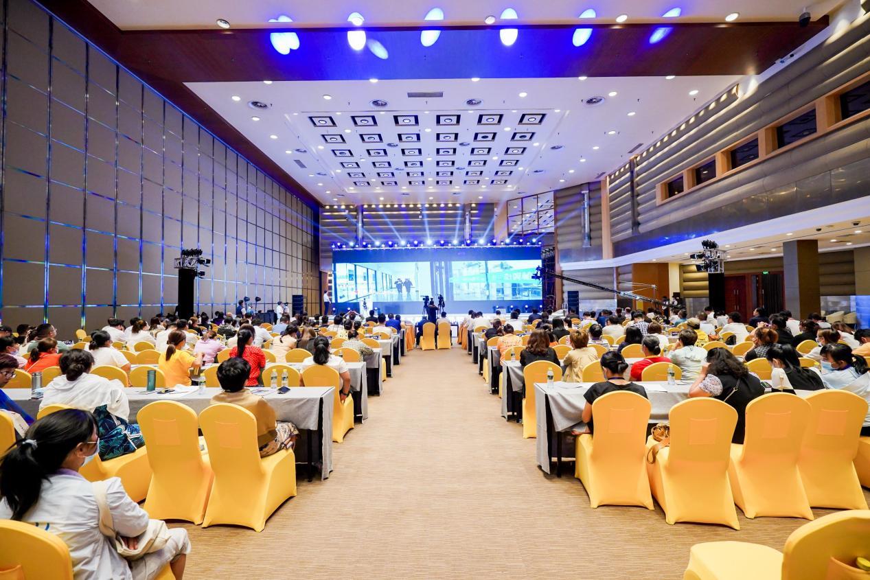 RRMine出席中国品牌博鳌峰会 一举斩获两大奖项