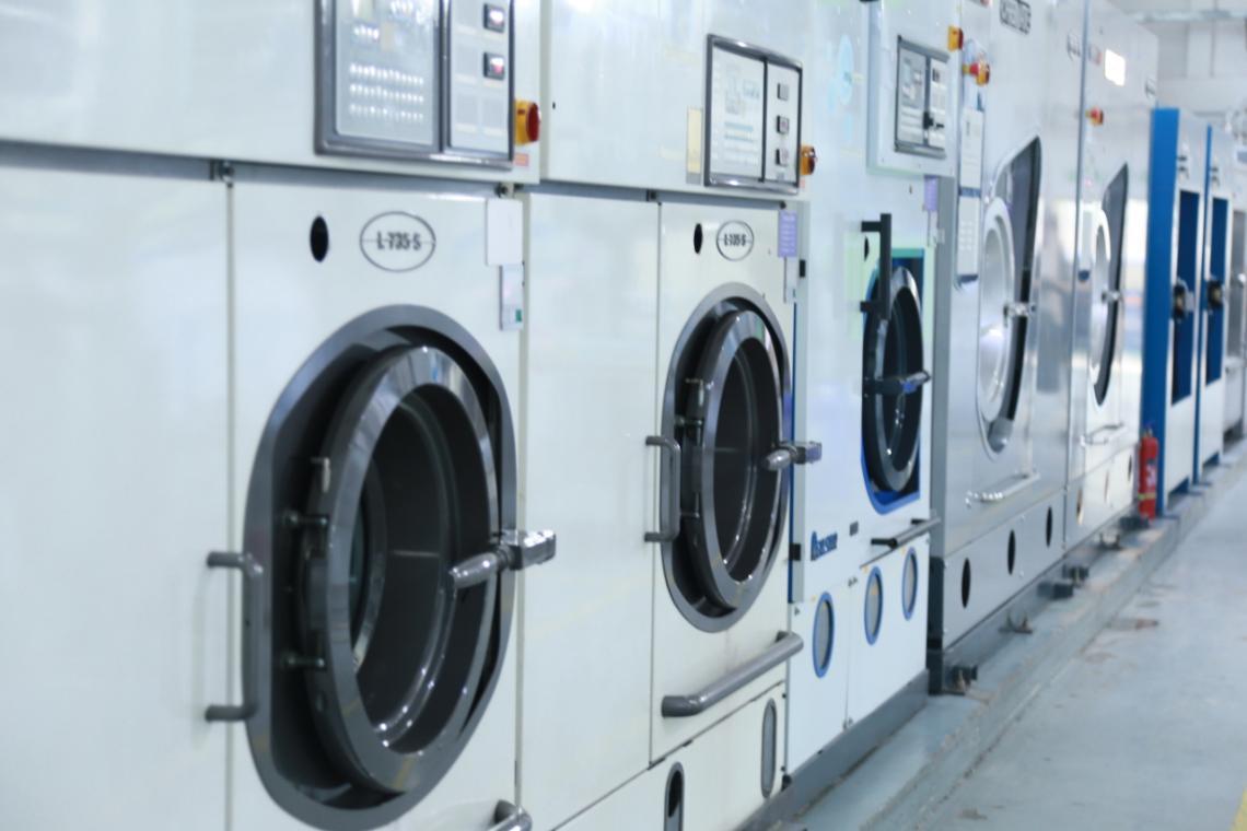 浅谈高端洗衣品牌布瑞琳中央洗衣工厂模式