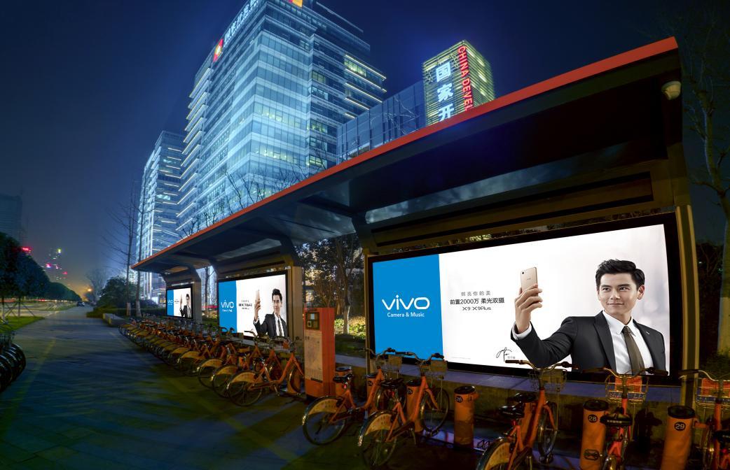 开启户外媒体突围战,青禾传媒展示南京高品质灯箱媒体影响力
